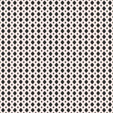 Vector illustration of mesh, lattice. Monochrome seamless patter Stock Images