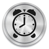 Alarm clock button Stock Photos