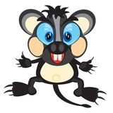 Vector illustration mouse Stock Photo