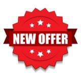 New offer stock illustration