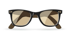 Free Vector Illustration Of Classic Sunglasses Stock Images - 53568704