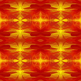 Vector illustration of oriental pattern Royalty Free Stock Images