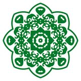 Vector Illustration Ornament With Caucasian Motifs stock illustration