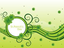 Vector illustration for patrick day Royalty Free Stock Photography