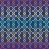 Vector illustration of a pattern in form grid Royalty Free Stock Image