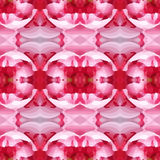 Vector illustration of pink pattern Stock Images