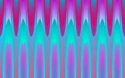 Psychedelic background abstract design or wallpaper Stock Photos