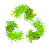 Vector illustration of recycle symbol Stock Photo