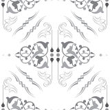 Vector illustration. Seamless pattern. Royalty Free Stock Photo