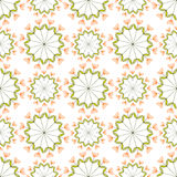 Vector illustration of seamless pattern with Royalty Free Stock Photography