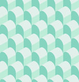 Vector illustration of a seamless repeating geometric Pattern. Royalty Free Stock Image