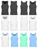 Vector illustration of singlet Royalty Free Stock Photos