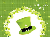 Vector illustration for st patrick's day Royalty Free Stock Photos