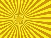Sunburst, starburst background, converging lines. Vector illustration. Vector illustration Sunburst background starburst royalty free illustration