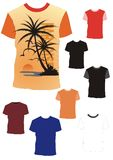 Vector illustration t-shirt 4 vector illustration