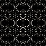 Vector illustration texture. Graphic geometric pattern, black and white. vector illustration texture. Radial gradient shape Royalty Free Stock Image