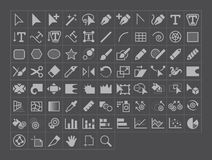 Free Vector Illustration Tool Icons Royalty Free Stock Photo - 121405635