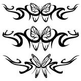Vector illustration Tribal Artwork Collection Royalty Free Stock Images