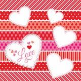 Vector illustration of valentine. Stock Photo