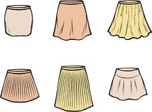 Skirt Stock Images