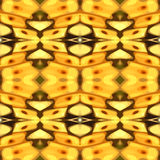 Vector illustration of a yellow mottled background Stock Image