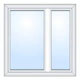 Vector a ilustração da janela Imagem de Stock Royalty Free