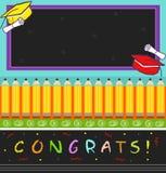 Congrats Fotografia de Stock Royalty Free