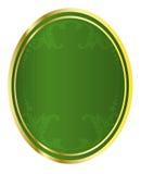 Vector a ilustração de um Tag da cerveja Imagens de Stock Royalty Free