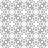BLACK SEAMLESS WHITE BACKGROUND PATTERN stock photos