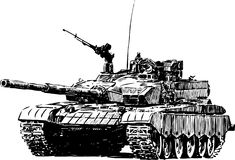 Military machine Stock Images