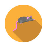 Vector image mouse Stock Photography