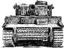 Military mashine Royalty Free Stock Image