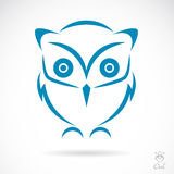 Vector image of an owl Stock Photography