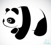 Vector image of an panda Royalty Free Stock Photography