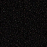 Vector image Realistic seamless  of the night sky Royalty Free Stock Photos