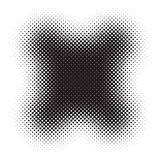 Vector image of stylish dots. Stock Photography