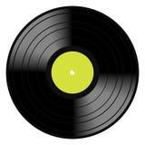 Registro do vintage do disco do vinil do Lp Fotografia de Stock Royalty Free