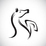 Vector images of horse Royalty Free Stock Photos