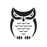 Vector images of owl design. Royalty Free Stock Image