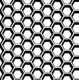 vector inconsútil del hexágono libre illustration
