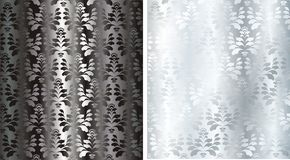 Vector inconsútil floral de la textura Fotos de archivo