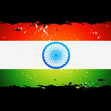 Vector indian background. Vector indian flag background design Royalty Free Stock Photography