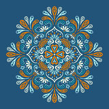 Vector indian Mandala Royalty Free Stock Photos