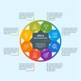 Vector infographic illustration 10 Stock Photo