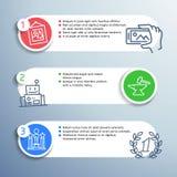 Vector infographics layout design elements Stock Photo