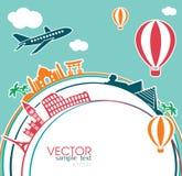 Vector Infographics Travel Stock Photo