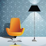 Vector interior Royalty Free Stock Photos
