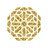 Vector islamic golden pattern Stock Photo
