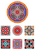 Vector Islamic Ornaments Stock Photo