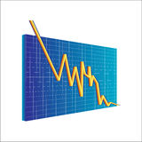 Vector Istatistik Stock Images